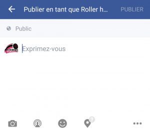 Facebook Live Video - icone du live video