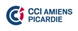 Logo CCI Amiens Picardie - Réalisations - Boitmobile, créateur de web à Amiens