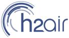 Logo H2air - Références - Boitmobile, créateur de web à Amiens