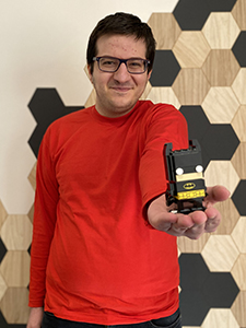 Brendon, Notre équipe - Boitmobile, Créateur de web à Amiens
