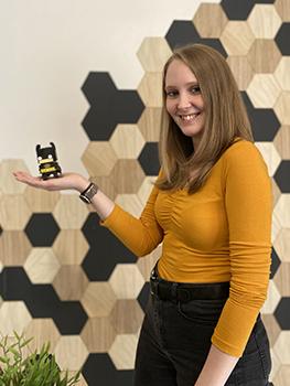 Manon, Notre équipe - Boitmobile, créateur de web à Amiens