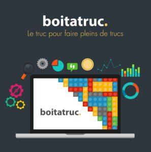Présentation CRM Boitatruc / Un outil de digitalisation
